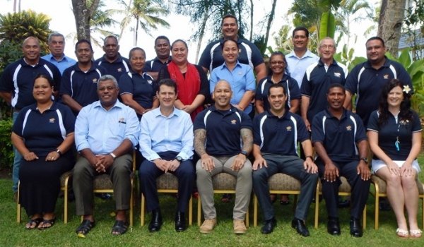 Pacific Police Training Advisory Group Nov 2016