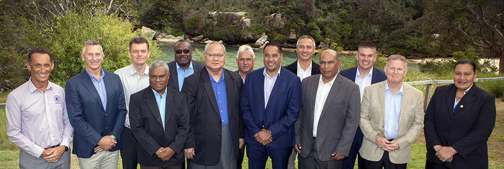Pacific Chiefs meet in Sydney