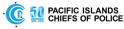 Pacific Islands Chiefs of Police Logo
